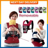 Ergobaby Bethbear Cotton 3D Mesh Breathable Baby Hip Seat Carrier