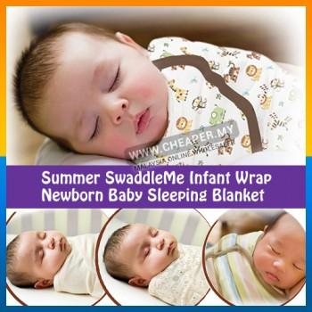 Summer SwaddleMe Infant Wrap Newborn Toddler Swaddle Baby Blanket