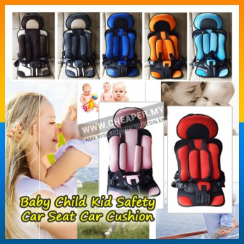 Original Baby Child Kid Safety Car Seat Car Cushion