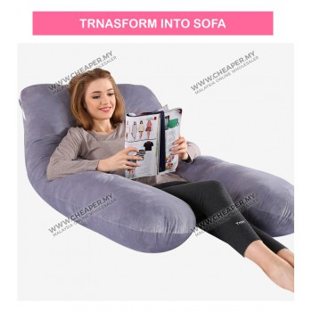 Maternity Pillow Pregnancy Support U Shape Cushion