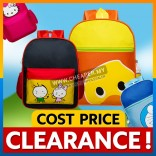 Pre-school Backpack  School Kids Children Toddler Junior Cartoon Bag