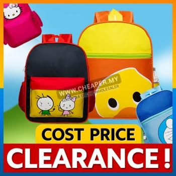 Pre-school Backpack  School Kids Children Toddler Junior Cartoon Bag
