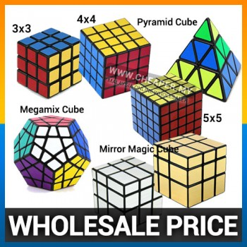 Speed Magic Cube Mirror Magic Cube 3x3 4x4 5x5