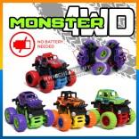 Toy Monster Kids Children 4WD Monster Truck Toy Car Toys Vehicle Kereta Permainan Mountain Truck Thunder