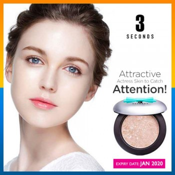 Jennyhouse 3 Seconds PERFECT SKIN Ganache Marble Sun Pact SPF50+/PA+++/