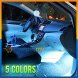 Car Automotive Interior Atmosphere DIY LED Ambience Glow Light