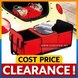 [CLEARANCE] Trunk Genie Car Boot Organizer Folding Storage Bag with Thermal Part