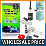 Car Windshield Windscreen Chip Crack DIY Repair Kit *New Technology*