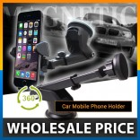 Universal Car Mobile Phone Holder Pole Mobile Phone Folding Stand