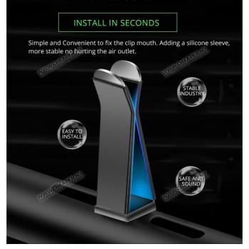 Car Air Freshener Clip Air Conditioner Perfume Bar Clip Scent Fragrance Air Freshener Penyegar Udara Kereta Diffuser