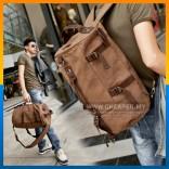 Backpack Shoulder Laptop Travel Hiking School Bag Sling - 4 Colors