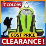 [CLEARANCE] Tanluhu 609 Travel Backpack Hiking Outdoor Shoulder Sport Bag