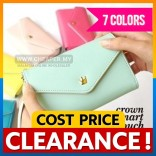 Korean Donbook Crown Smart Pouch Purse iPhone Samsung HTC Sony Lenovo