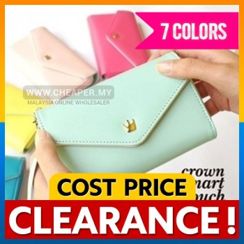 [CLEARANCE] Korean Donbook Crown Smart Pouch Purse iPhone Samsung HTC Sony Lenovo