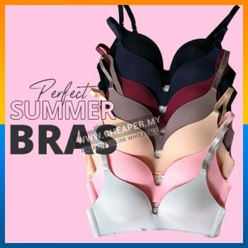 Bracelet Summer Seamless Bra Light Simple Comfort Trend No-Wire Underwear Single bra