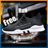 Casual Women Running Sport Shoes Sneakers Lace Up Breathable Mesh Sneaker