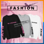 BLACKPINK Jennie Jisoo Lisa Rose Autumn New Fashion Sweatshirt Hoodies Korea Fashion Sweaters