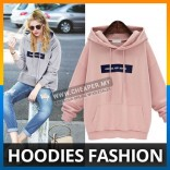 Fashion Idol Warm Long Sleeve Autumn Velvet Hoodie Pullovers Hooded Sweatshirt Soft Loose Tops