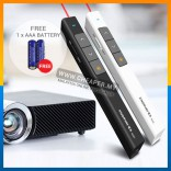 2.4G Wireless Red Laser Pointer Presenter 1 yrs warranty 100meter