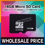 NEW 16GB Micro SD Card Class10 Ultimate 3.0 High Quality TF Memory Card