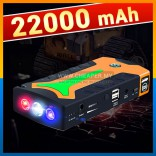 22000 mAh Multi Function Car Jump Start Starter Powerbank Laptop Handphone