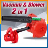Portable 2-in-1 Powerful Electric Blower Vacuum Dust 1000w Cleaner