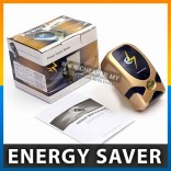 Gold Version High Quality Electricity Power Saving box Energy Saver