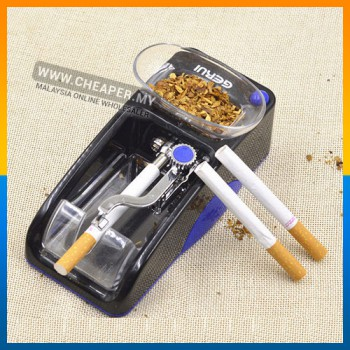 Electric Automatic Cigarette Rolling Machine Tobacco Injector Maker