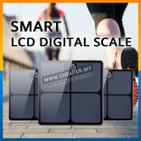 Realeos LCD Digital Body Weight Weighing Scale