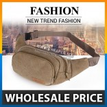 6 Colors Waist Bags - Multifunctional Fashion Waist Bag Packs Suit