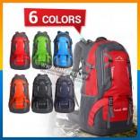 60L Sport Backpack Outdoor Hiking Backpack Athletic Sport Travel Backpack sports bag