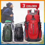 Waterproof Outdoor Backpack Hiking Sports Daypack Bag