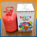Helium Gas 22L 13L 50pcs Balloon Tank For Any Balloon To Fly