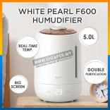 Deerma F500 Aroma Diffuser Air Humidifier Purifier Big Capacity 5L