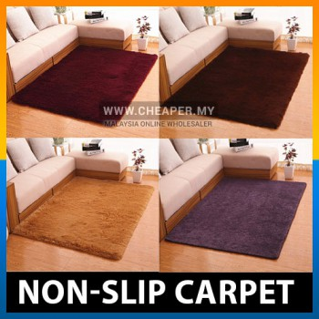 Premium Soft Quality Living Room Carpet 3.5cm thick 120cm 160cm 200cm