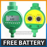 Digital Water Timer Garden Plant Irrigation With LCD Display Knob Type