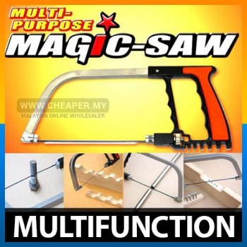 Magic Saw Cuts Almost Anything Wood Steel Glass Multifunction purpose
