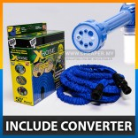 X Hose Xhose 25 50 75 ft , EZ Jet Water Cannon , Spray Nozzle