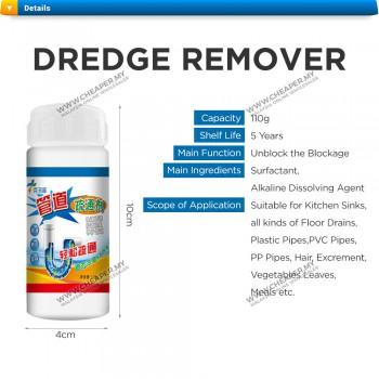 Powerful Home Clean Pipeline Dredge Helper Ubat Sinki Tersumbat Pipe cleaner sinki tersumbat Cleaner
