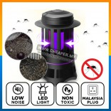 Eco-Friendly Photocatalyst LED Lamp Air Purifier & Mosquito Killer