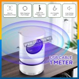 Intelligent Control Killer LED Light Control Mosquito Repellent Powerful