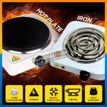 Multifunction Mini Household Electric Small Stove Cooker Travel Hot Plate