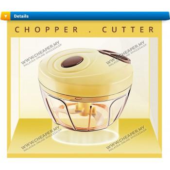 Multifunctional Manual Hand Pull Speedy Chopper Cutter Mixer