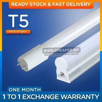 T5 / T8 LED Tube 5W / 10W / 15W / 18W / 20W / Warm / White Daylight / 1 2 3 4 FEET