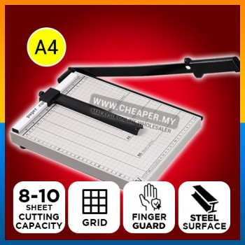 High Quality A4 Paper, Cards, Document Steel Cutter Trimmer