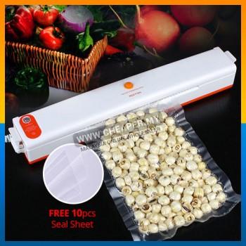 Portable Household Electric Food Sealer Packing Machine Sealer Vacuum Packer