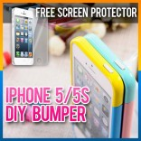 [CLEARANCE] iPhone 5 5S SE Spigen SGP Case Linear EX Frame Mix Match DIY Case