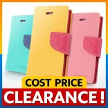 [CLEARANCE] iPhone 5 5S SE Mercury Fancy Diary Case Cover Casing