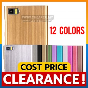 [CLEARANCE] Xiaomi Mi3 M3 Aluminum Metal Alloy 0.3mm Case Cover Casing