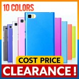 [CLEARANCE] Xiaomi Mi3 M3 Frosted Matte 0.3mm Case Cover Casing